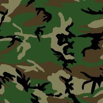 Bandannas sold In 12s B008 Woodland Camo