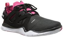 Reebok Women's Zcut TR Training Shoe, Black/Gravel/Blazing