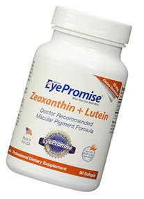 EyePromise Zeaxanthin + Lutein Eye Vitamin - Protect &