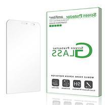 Zenfone 2 Screen Protector Glass, amFilmⓇ  0.3mm 2.5D