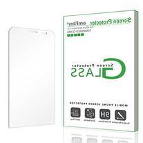 Zenfone 2 Screen Protector Glass, amFilm 0.2mm 2.5D Tempered