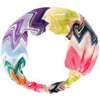 Missoni - zig-zag hair band - women - Viscose - One Size