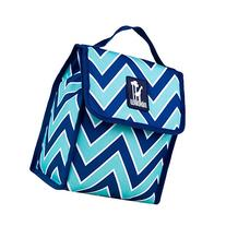 Wildkin Zigzag Lucite Munch 'n Lunch Bag