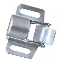 Ultra Zinc Plated Designers Edge Single Roller Catch  96211