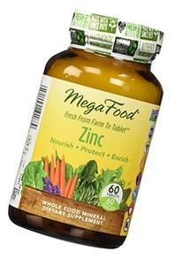 MegaFood - Zinc, Mineral Support for Healthy Tissue Repair