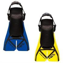 Aqua Sphere Zip Fins Black/Yellow Small