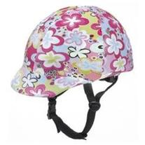 Zocks Print Helmet Cover by Ovation One Size Rainbow 60s