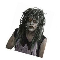 Zombie Rocker Adult Costume Wig