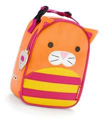 Zoo Lunchies Insulated Lunch Box Cat