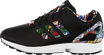 adidas Originals ZX Flux - Mens - Black/Black/White