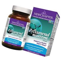 New Chapter Zyflamend Nighttime Supplement, Softgel, 60